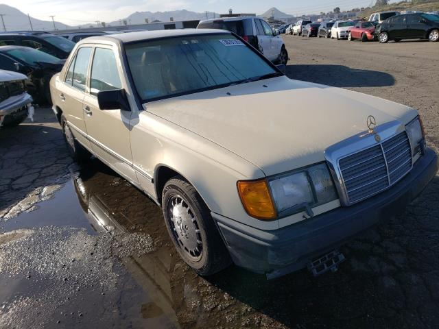 Salvage cars for sale from Copart Colton, CA: 1986 Mercedes-Benz 300 E
