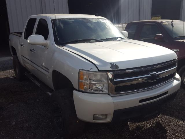 Salvage cars for sale from Copart Jacksonville, FL: 2011 Chevrolet Silverado