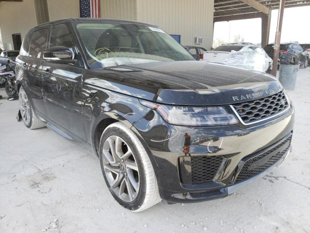 Salvage cars for sale from Copart Homestead, FL: 2020 Land Rover Range Rover