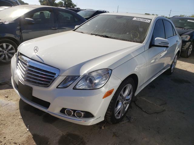 2011 Mercedes-Benz E | Vin: WDDHF8HB1BA440205