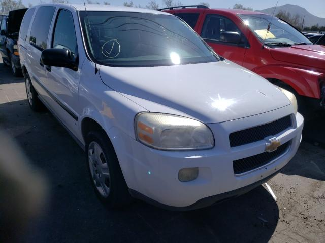 Salvage cars for sale from Copart Colton, CA: 2008 Chevrolet Uplander L