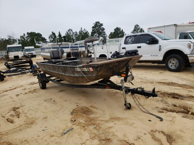 Dura salvage cars for sale: 2008 Dura Boat With Trailer