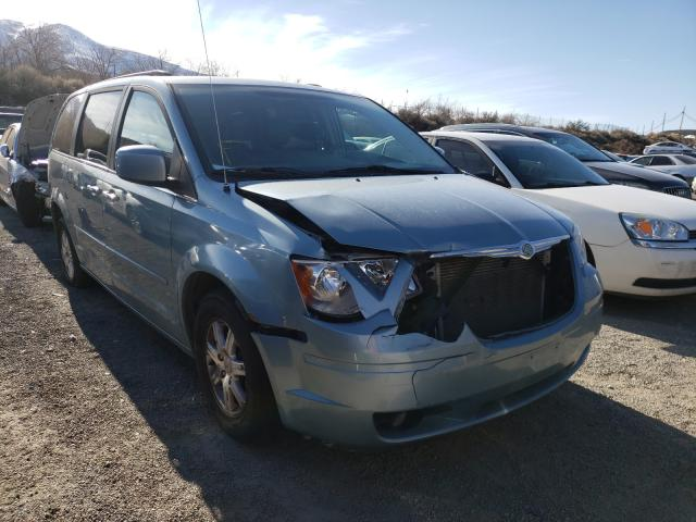 Salvage cars for sale from Copart Reno, NV: 2008 Chrysler Town & Country