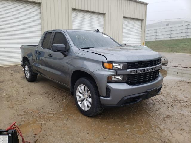 Salvage cars for sale from Copart Gainesville, GA: 2019 Chevrolet Silverado
