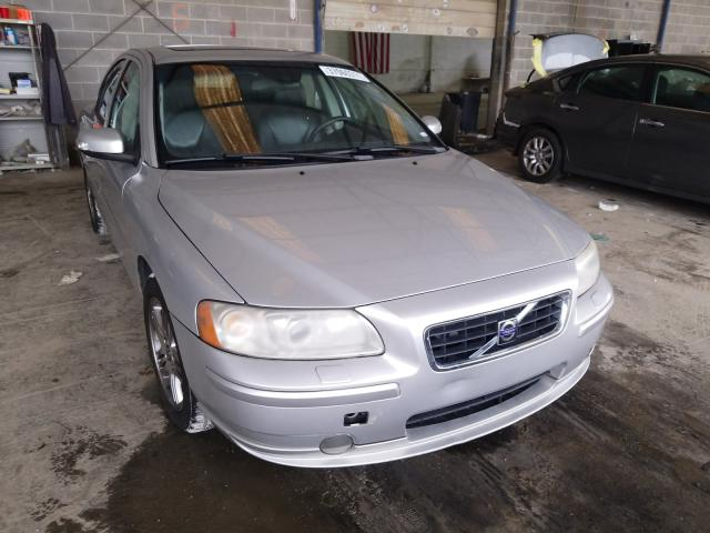Salvage cars for sale from Copart Cartersville, GA: 2007 Volvo S60 2.5T