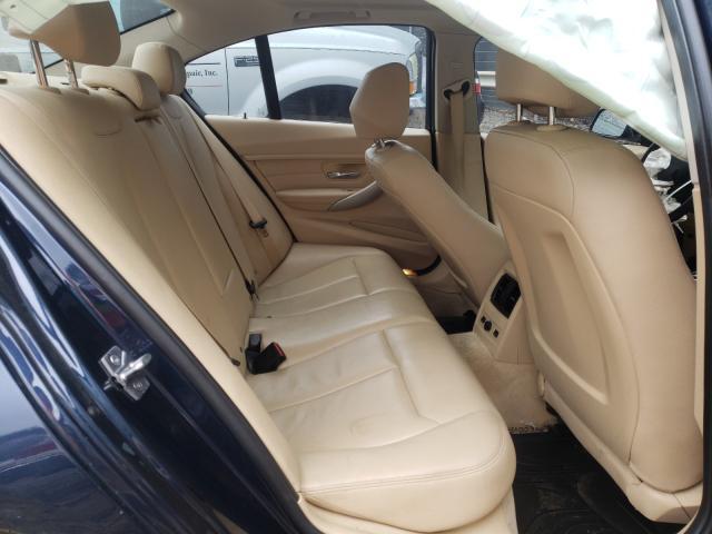 2015 BMW 320 I XDRI - Interior View