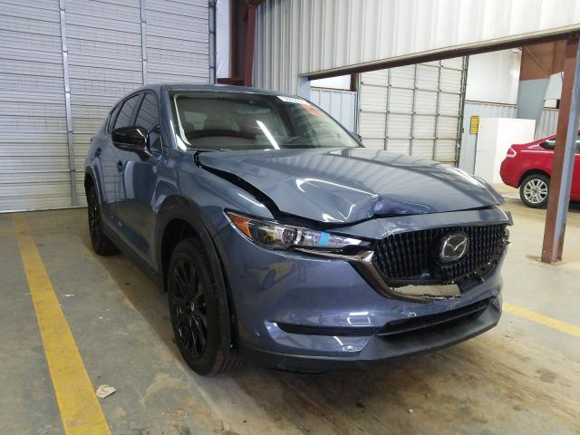 Salvage cars for sale from Copart Mocksville, NC: 2021 Mazda CX-5 Touring