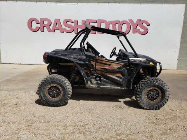 Salvage cars for sale from Copart Dallas, TX: 2019 Polaris RZR XP 100