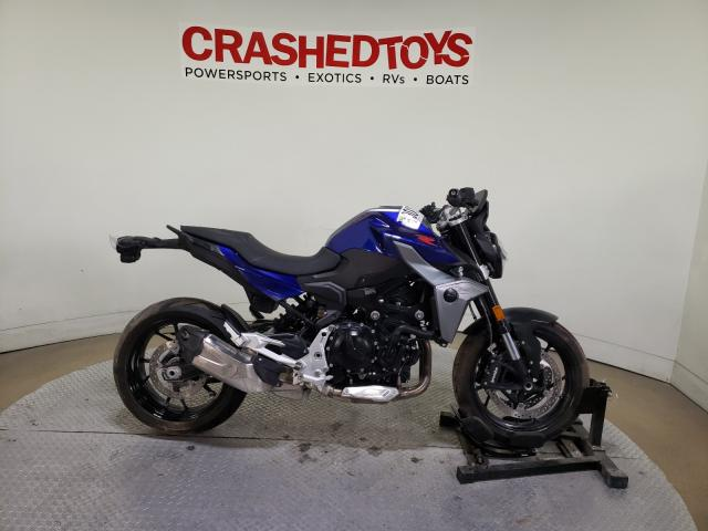 BMW salvage cars for sale: 2020 BMW F 900 R