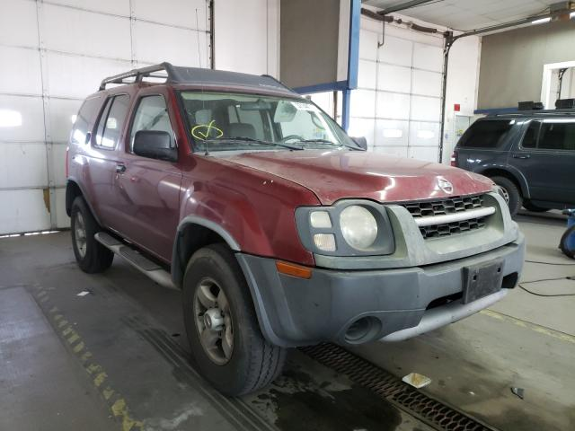 Salvage cars for sale from Copart Pasco, WA: 2004 Nissan Xterra XE