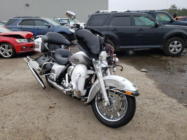 Salvage cars for sale from Copart Harleyville, SC: 2009 Harley-Davidson Flhtcu