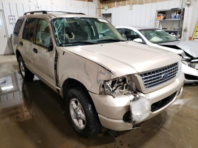 Salvage cars for sale from Copart Anchorage, AK: 2004 Ford Explorer X