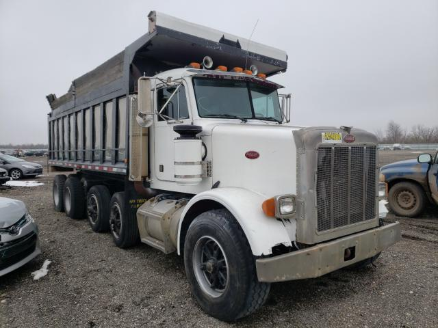 Salvage cars for sale from Copart Elgin, IL: 1993 Peterbilt 357