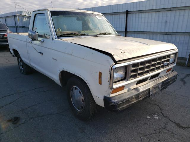 Ford Ranger salvage cars for sale: 1984 Ford Ranger