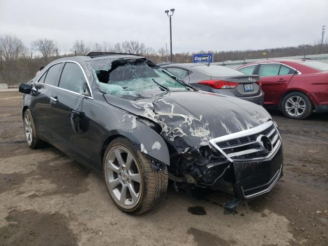 Cadillac ATS salvage cars for sale: 2014 Cadillac ATS