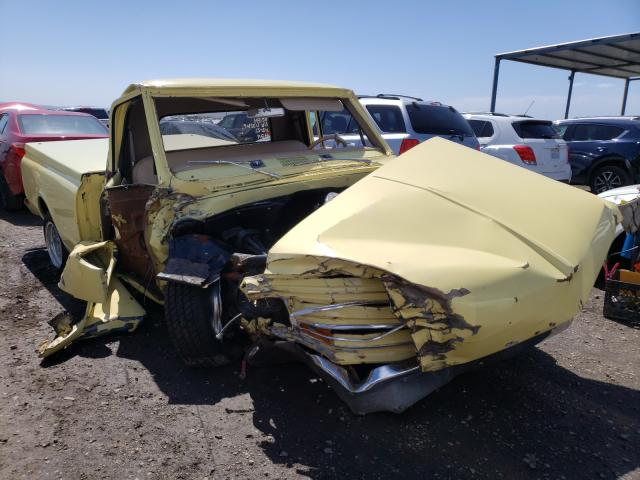Chevrolet Truck salvage cars for sale: 1967 Chevrolet Truck