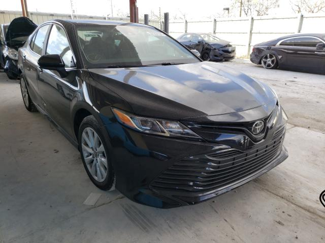 Salvage cars for sale from Copart Homestead, FL: 2020 Toyota Camry LE