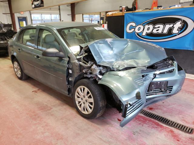 Salvage cars for sale from Copart Angola, NY: 2010 Chevrolet Cobalt LS