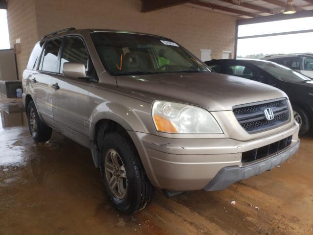 Honda Vehiculos salvage en venta: 2004 Honda Pilot EXL
