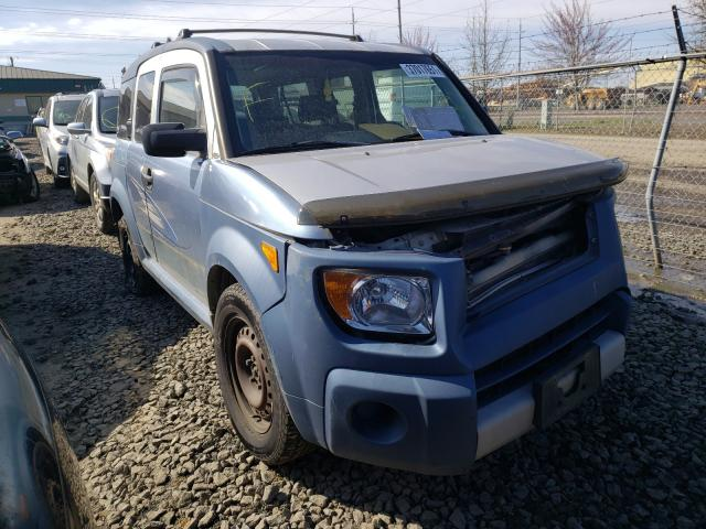 Salvage cars for sale from Copart Eugene, OR: 2006 Honda Element LX