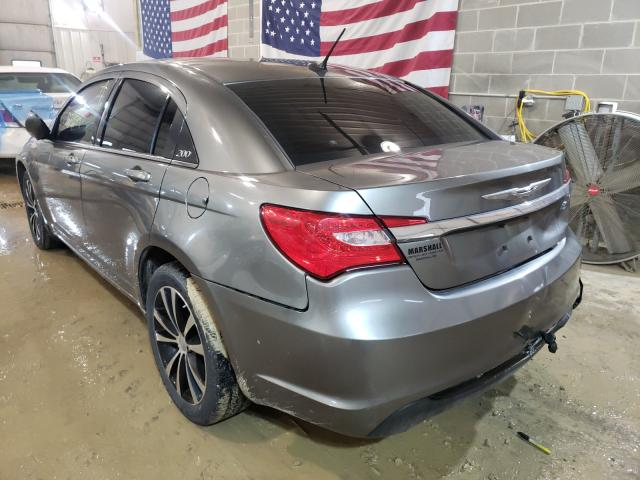 2013 CHRYSLER 200 TOURIN - Right Front View