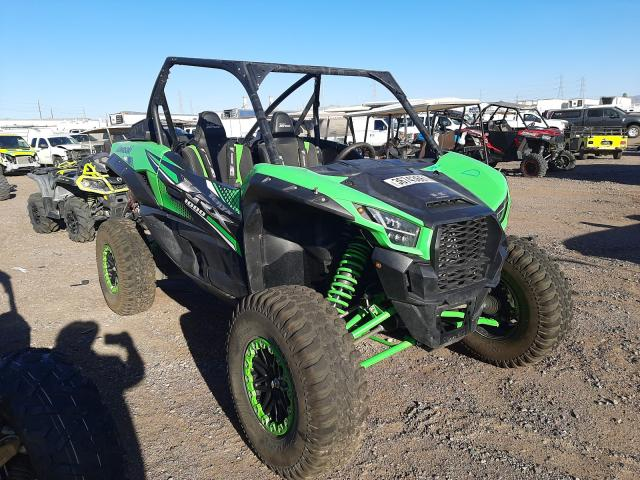 Salvage cars for sale from Copart Phoenix, AZ: 2021 Kawasaki Teryx