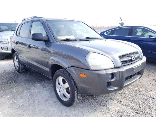 2007 Hyundai Tucson GLS for sale in Leroy, NY