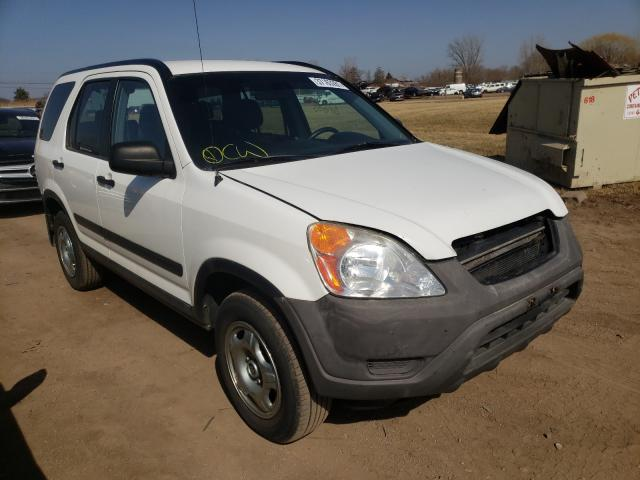 2004 Honda CR-V LX for sale in Columbia Station, OH