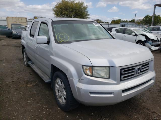 Salvage cars for sale from Copart San Diego, CA: 2007 Honda Ridgeline