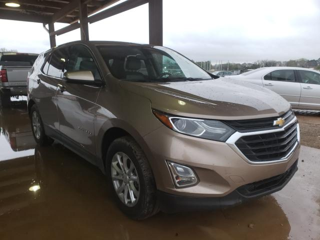 Salvage cars for sale from Copart Tanner, AL: 2018 Chevrolet Equinox LT