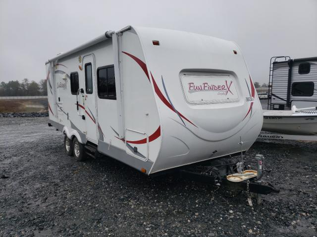 Cruiser Rv Vehiculos salvage en venta: 2012 Cruiser Rv Funfinder