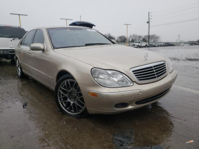 2001 Mercedes-Benz S 500 for sale in Lebanon, TN