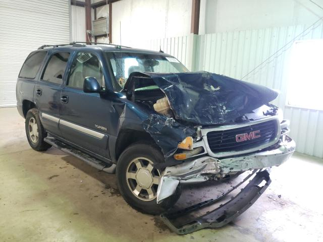 Salvage cars for sale from Copart Lufkin, TX: 2005 GMC Yukon