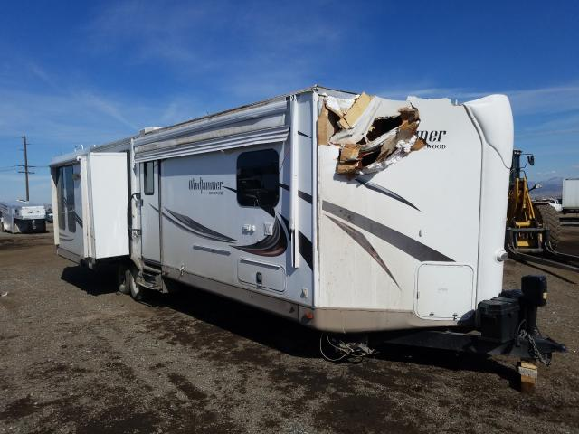 Rockwood salvage cars for sale: 2015 Rockwood Windjammer
