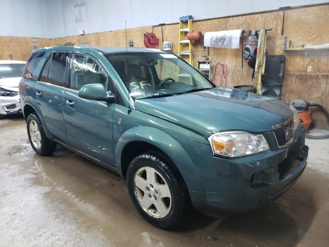 Salvage cars for sale from Copart Kincheloe, MI: 2007 Saturn Vue