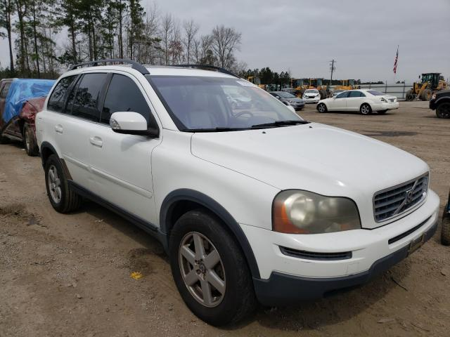 Salvage cars for sale from Copart Harleyville, SC: 2007 Volvo XC90 3.2