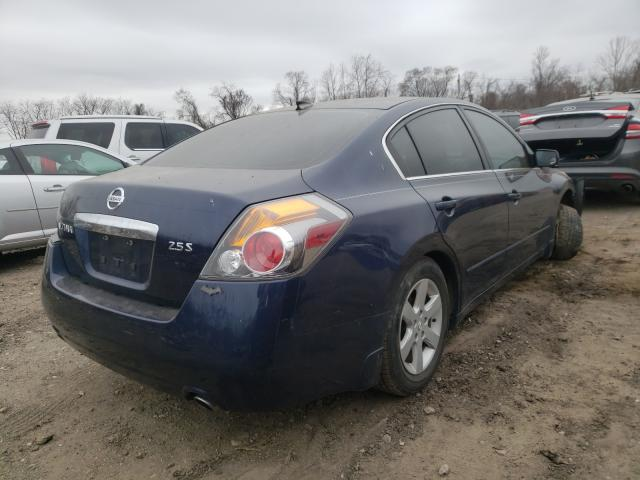 2010 NISSAN ALTIMA BAS - Right Rear View