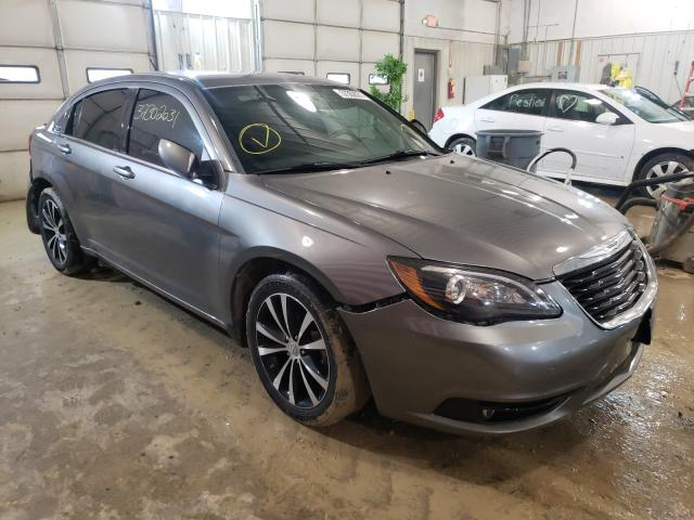 2013 CHRYSLER 200 TOURIN - Other View