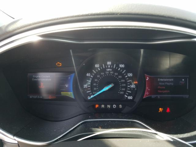 2013 FORD FUSION SE - Engine View