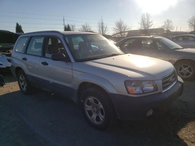 Salvage cars for sale from Copart Eugene, OR: 2003 Subaru Forester 2