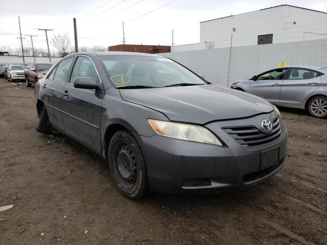 Salvage cars for sale from Copart Hammond, IN: 2008 Toyota Camry CE