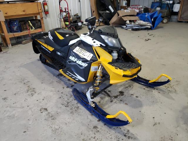 Skidoo salvage cars for sale: 2011 Skidoo XRS