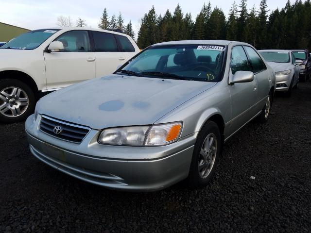 2000 TOYOTA CAMRY - Left Front View