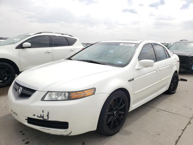 2006 ACURA 3.2TL - Left Front View
