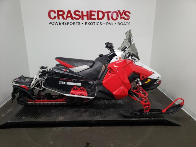 Salvage cars for sale from Copart Ham Lake, MN: 2015 Polaris Snowmobile