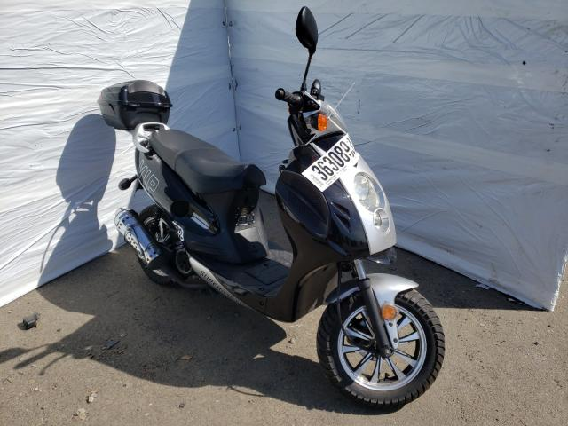 Taotao salvage cars for sale: 2020 Taotao Moped