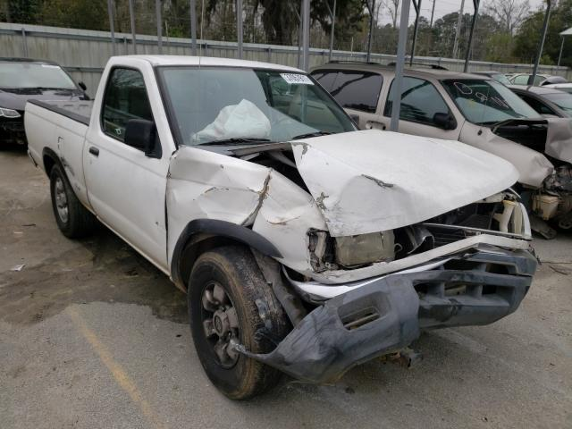 Salvage cars for sale from Copart Savannah, GA: 1998 Nissan Frontier X