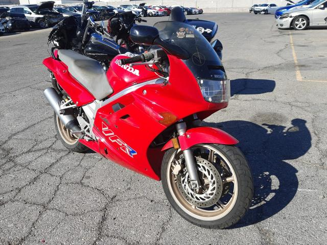 Salvage motorcycles for sale at Las Vegas, NV auction: 1991 Honda VFR750 F