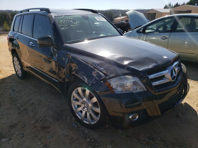 Vehiculos salvage en venta de Copart China Grove, NC: 2012 Mercedes-Benz GLK 350