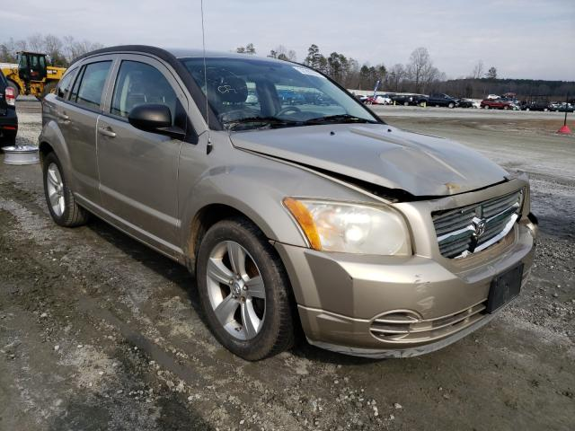 Salvage cars for sale from Copart Spartanburg, SC: 2010 Dodge Caliber SX